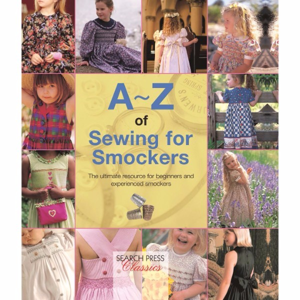 ISBN 9781782211754 A-Z of Sewing for Smockers No Colour