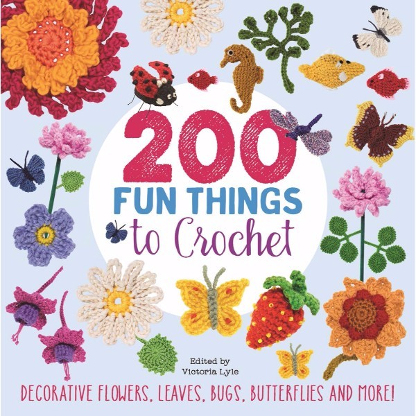 ISBN 9781782215219 200 Fun Things to Crochet No Colour
