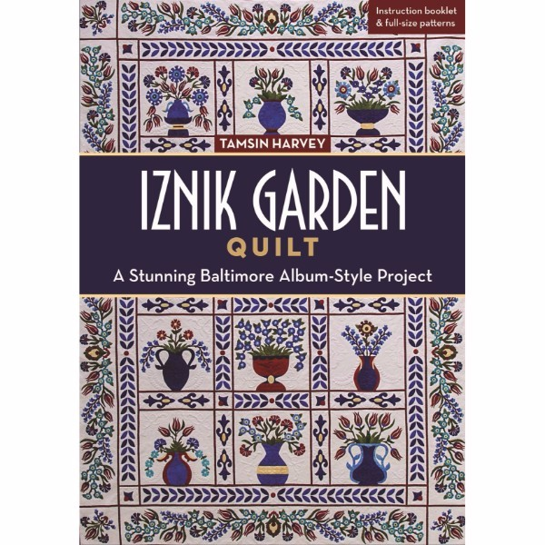 ISBN 9781617454592 Iznik Garden Quilt No Colour