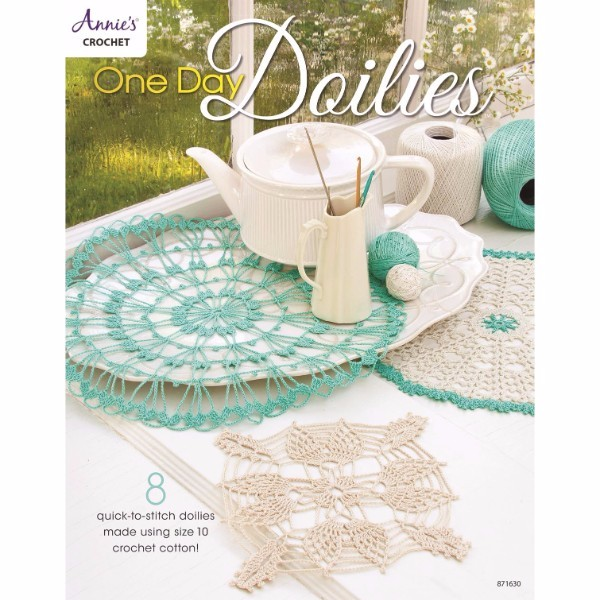 ISBN 9781590127858 One Day Doilies No Colour