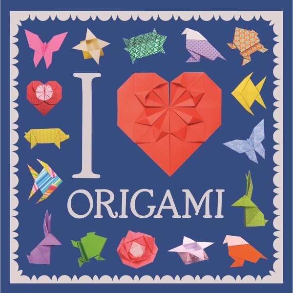 ISBN 9781780554518 I Heart Origami No Colour