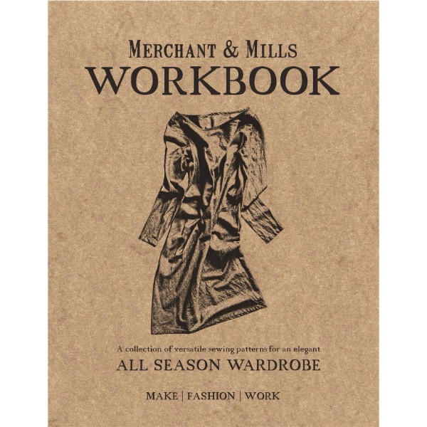 ISBN 9781909397422 Merchant & Mills Workbook No Colour