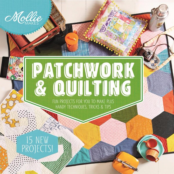 ISBN 9781909397286 Mollie Makes Patchwork & Quilting No Colour