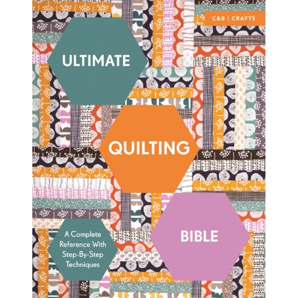 ISBN 9781910231777 Ultimate Quilting Bible No Colour