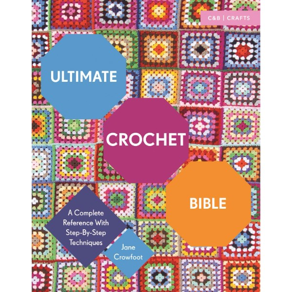 ISBN 9781910231791 Ultimate Crochet Bible No Colour