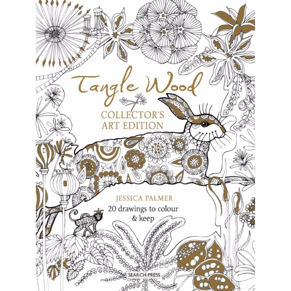 ISBN 9781782214878 Tangle Wood Collector's Art Edition No Colour
