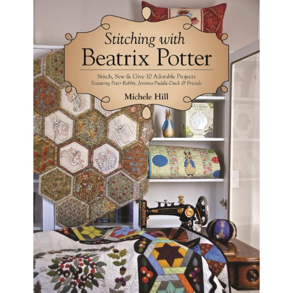 ISBN 9781617456107 Stitching with Beatrix Potter No Colour