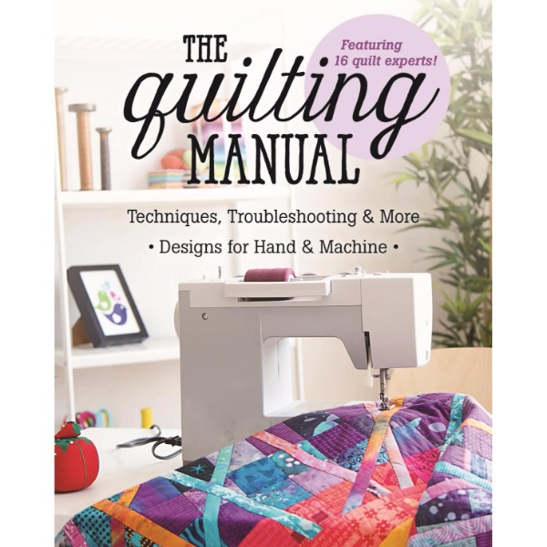 ISBN 9781617455360 The Quilting Manual No Colour