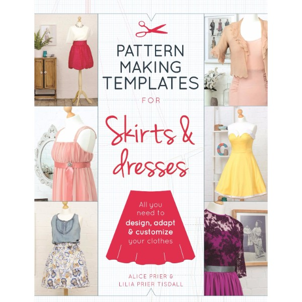 ISBN 9781782214366 Pattern Making Templates for Skirts & Dresses No Colour