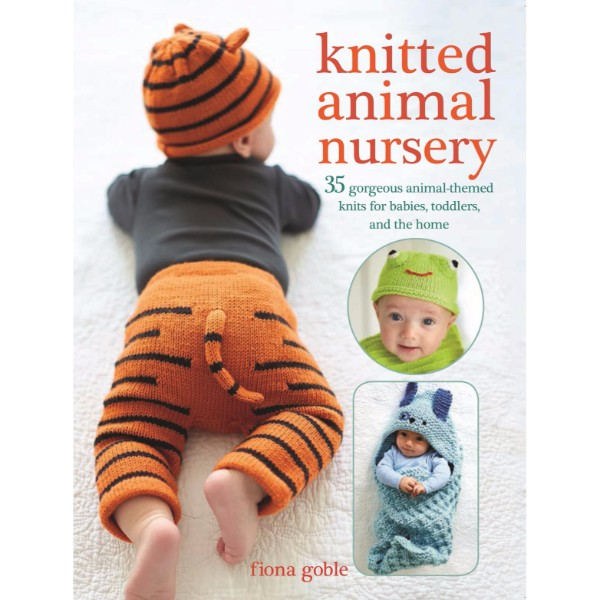 ISBN 9781782494331 Knitted Animal Nursery No Colour
