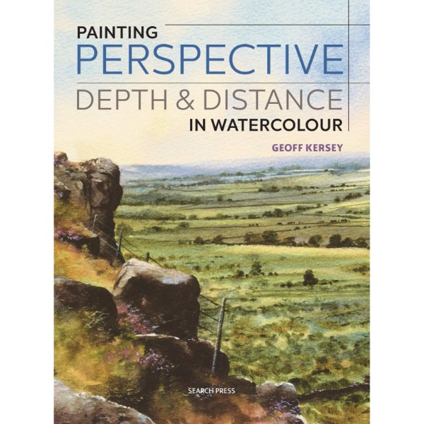ISBN 9781782213116 Painting Perspective, Depth & Distance in Watercolour No Colour