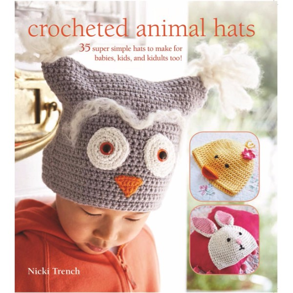 ISBN 9781782494270 Crocheted Animal Hats No Colour