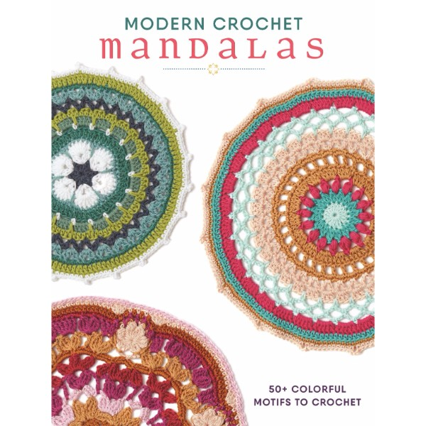 ISBN 9781632505095 Modern Crochet Mandalas No Colour