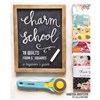 "ISBN 9781617452710 Charm School - 18 Quilts from 5""Squares"