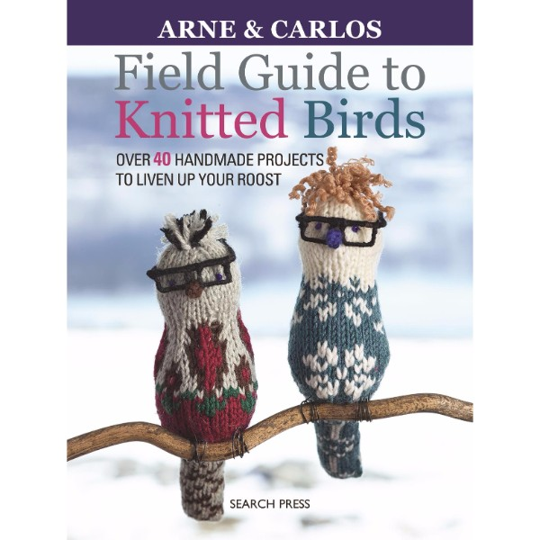 Field Guide to Knitted Birds No Colour
