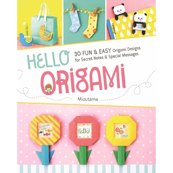 ISBN 9781940552316 Hello Origami No Colour