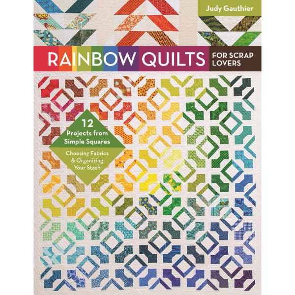 ISBN 9781617454615 Rainbow Quilts for Scrap Lovers No Colour