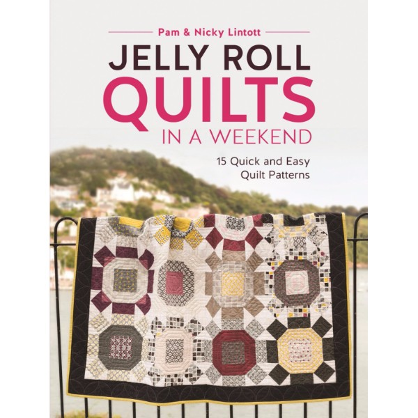 ISBN 9781446306574 Jelly Roll Quilts in a Weekend No Colour