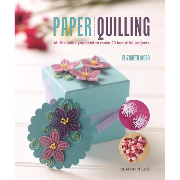 ISBN 9781782214250 Paper Quilling No Colour