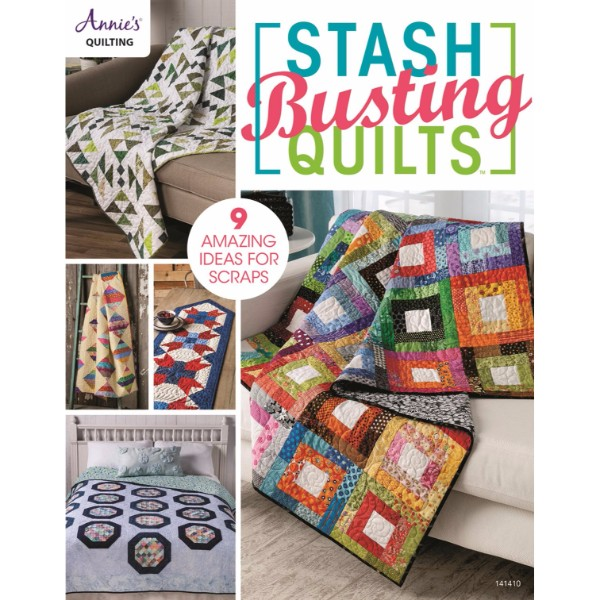 ISBN 9781590128121 Stash Busting Quilts No Colour