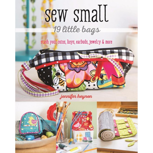 "ISBN 9781617454332 Sew Small "" 19 Little Bags No Colour"