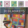 ISBN 9781589238930 10 Granny Squares 30 Blankets
