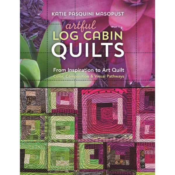 ISBN 9781617454509 Artful Log Cabin Quilts No Colour