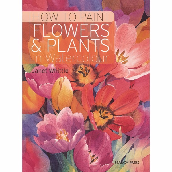 ISBN 9781782214182 How to Paint Flowers & Plants No Colour