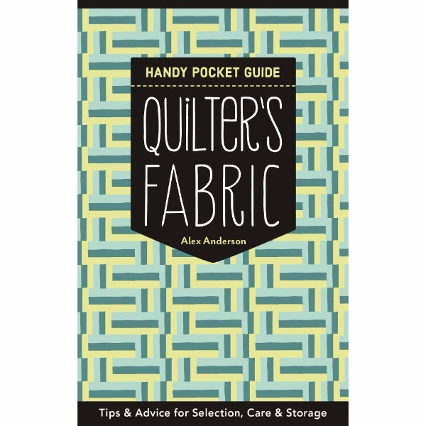 ISBN 9781617453083 Quilter's Fabric Handy Pocket Guide No Colour