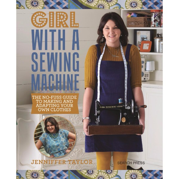 ISBN 9781782214564 Girl with a Sewing Machine No Colour