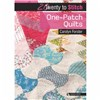 ISBN 9781782213765 One-Patch Quilts