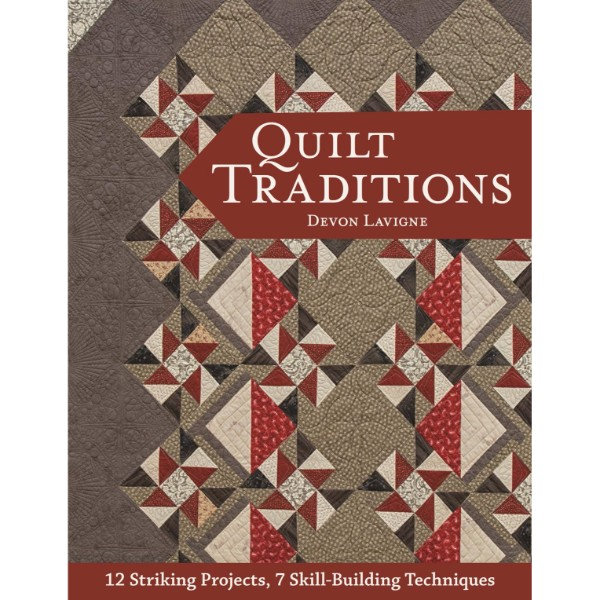 ISBN 9781617455223 Quilt Traditions No Colour