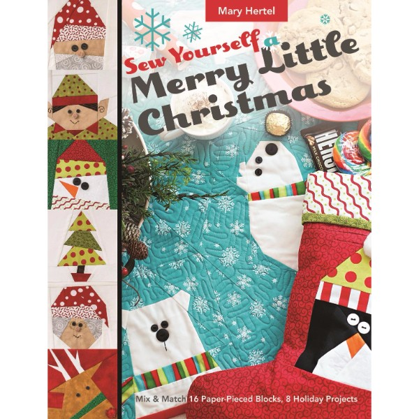 ISBN 9781617455285 Sew Yourself a Merry Little Christmas No Colour