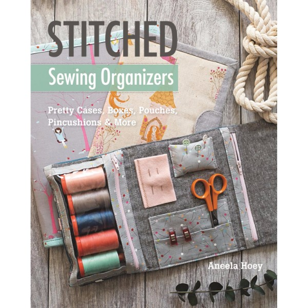 ISBN 9781617455100 Stitched Sewing Organizers No Colour