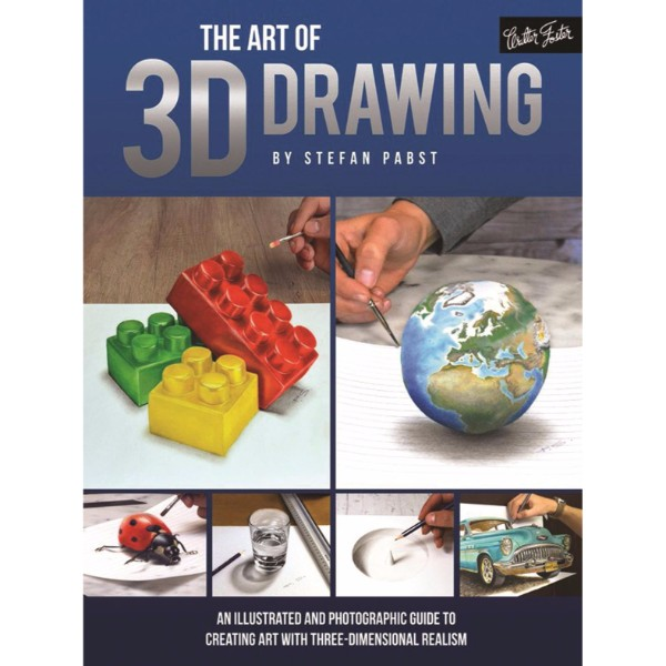 ISBN 9781633221710 The Art of 3D Drawing No Colour