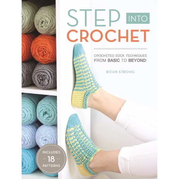 ISBN 9781632504784 Step into Crochet No Colour