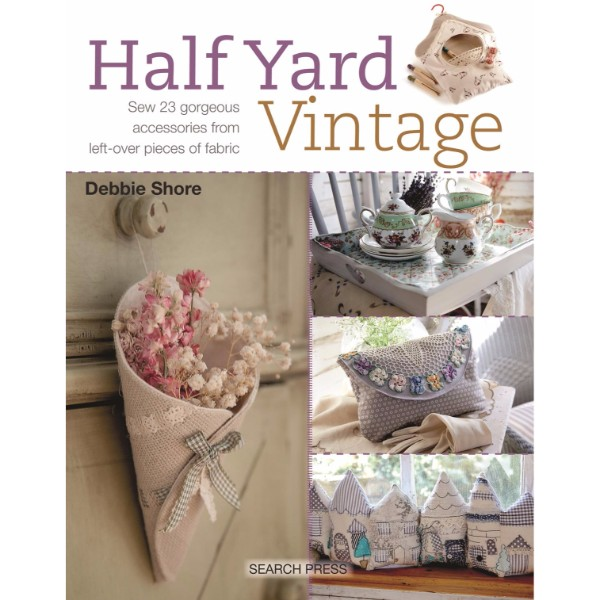 "ISBN 9781782214588 Half Yardâ""¢ Vintage No Colour"