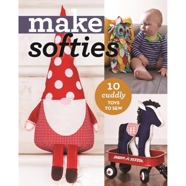 ISBN 9781617453861 Make Softies No Colour