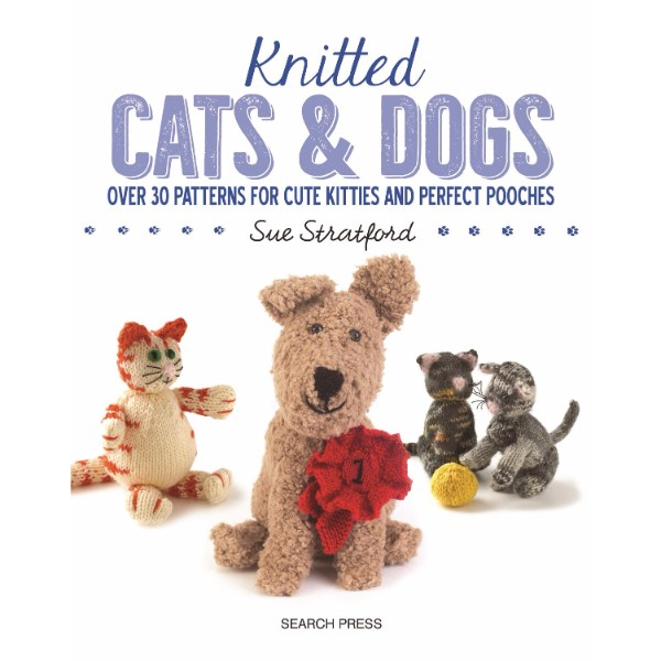 ISBN 9781782215240 Knitted Cats & Dogs No Colour