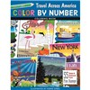 ISBN 9781617455858 Color by Number Travel Across America Coloring Book