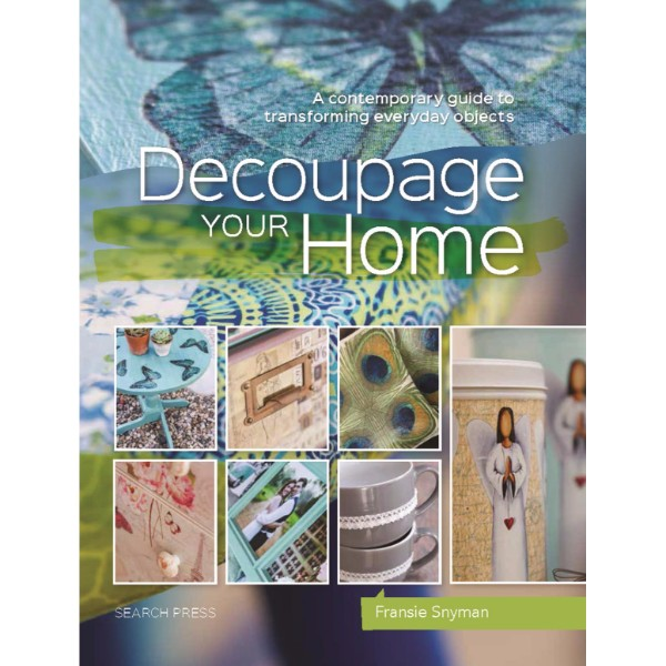 ISBN 9781782215769 Decoupage Your Home No Colour