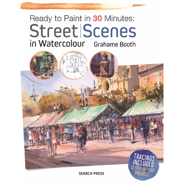 ISBN 9781782214151 Ready to Paint in 30 Minutes Street Scenes in Watercolour No Colour