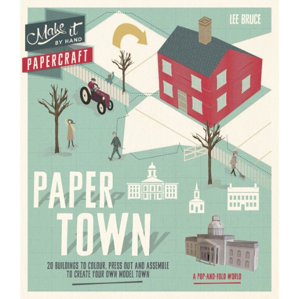 ISBN 9781780978994 Paper Town No Colour