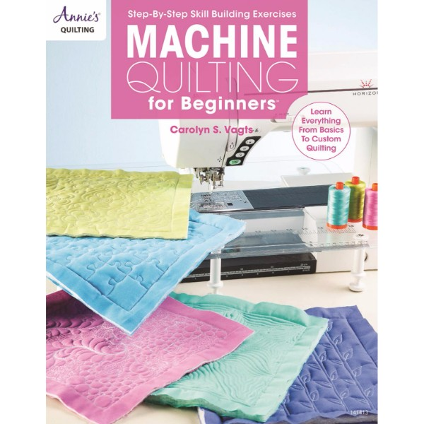 ISBN 9781590128602 Machine Quilting for Beginners No Colour
