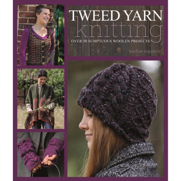 ISBN 9781570767661 Tweed Yarn Knitting No Colour