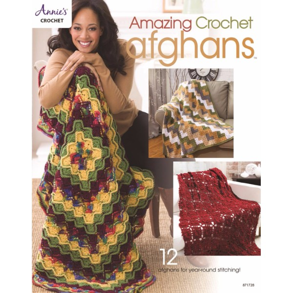 ISBN 9781590126004 Amazing Crochet Afghans No Colour