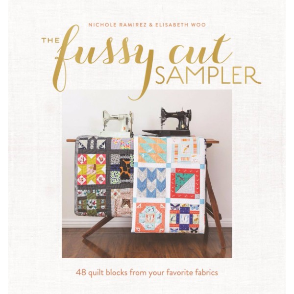 ISBN 9781940655222 The Fussy Cut Sampler No Colour
