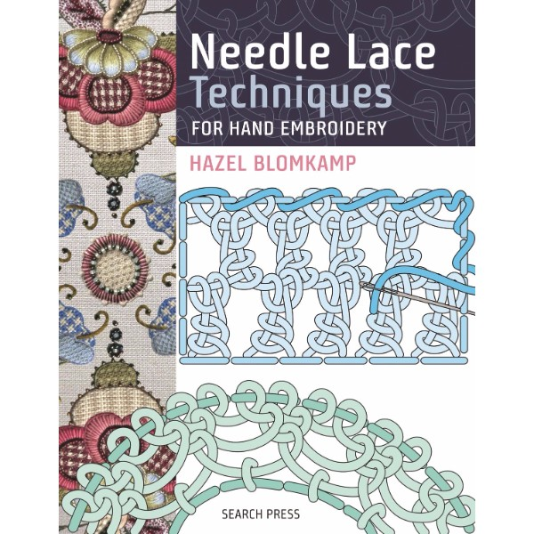 ISBN 9781782215189 Needle Lace Techniques for Hand Embroidery No Colour