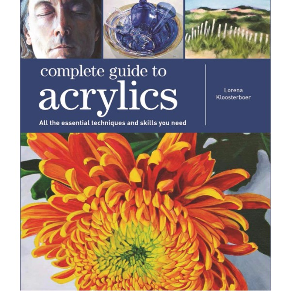 ISBN 9781782215745 Complete Guide to Acrylics No Colour