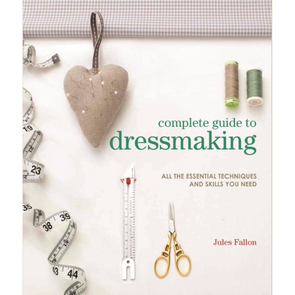 ISBN 9781782215721 Complete Guide to Dressmaking No Colour